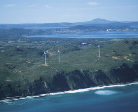 Albany Wind Farm - Melbourne Tourism