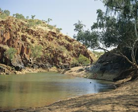 Caroline Pool - Melbourne Tourism