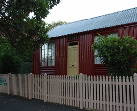 19th Century Portable Iron Houses - Melbourne Tourism