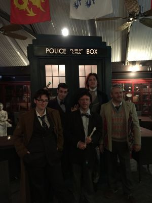 Dr Who Quiz Night - Melbourne Tourism