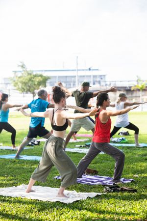 Free Weekly Yoga Asana Class - Melbourne Tourism