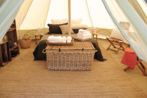 Cosy Tents - Daylesford - Melbourne Tourism